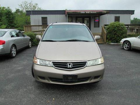 2004 Honda Odyssey for sale at Olde Mill Motors in Angier NC