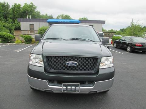 2004 Ford F-150 for sale at Olde Mill Motors in Angier NC