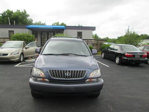 2000 Lexus RX 300 for sale at Olde Mill Motors in Angier NC