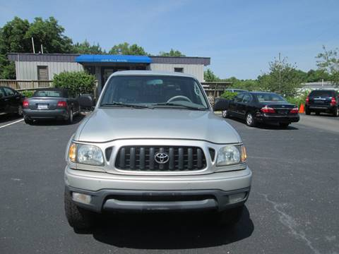 2004 Toyota Tacoma for sale at Olde Mill Motors in Angier NC