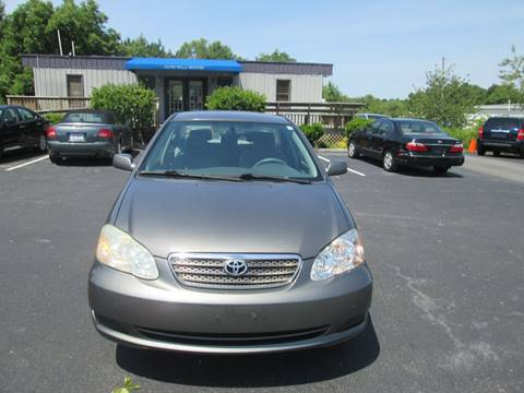 2007 Toyota Corolla for sale at Olde Mill Motors in Angier NC