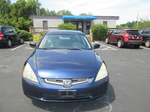 2004 Honda Accord for sale at Olde Mill Motors in Angier NC