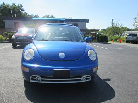 2004 Volkswagen New Beetle for sale at Olde Mill Motors in Angier NC