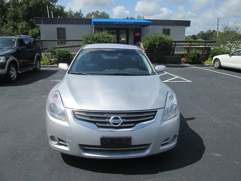 2011 Nissan Altima for sale at Olde Mill Motors in Angier NC