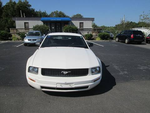 2007 Ford Mustang for sale at Olde Mill Motors in Angier NC