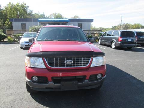 2003 Ford Explorer for sale at Olde Mill Motors in Angier NC