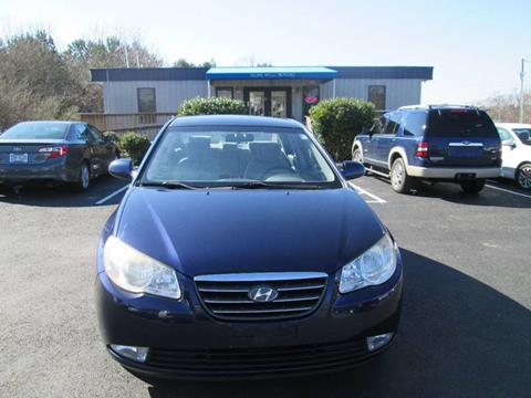 2008 Hyundai Elantra for sale at Olde Mill Motors in Angier NC