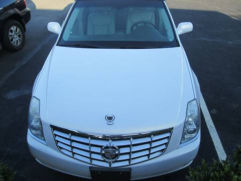 2006 Cadillac DTS for sale at Olde Mill Motors in Angier NC