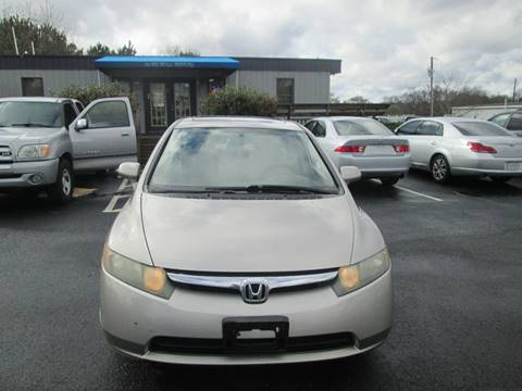 2006 Honda Civic for sale at Olde Mill Motors in Angier NC