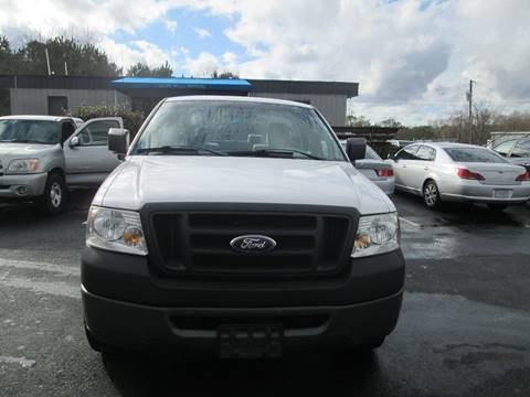 2008 Ford F-150 for sale at Olde Mill Motors in Angier NC