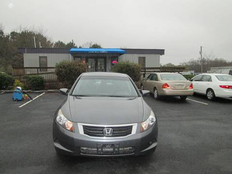 2008 Honda Accord for sale at Olde Mill Motors in Angier NC