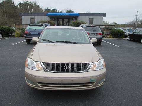 2001 Toyota Avalon for sale at Olde Mill Motors in Angier NC