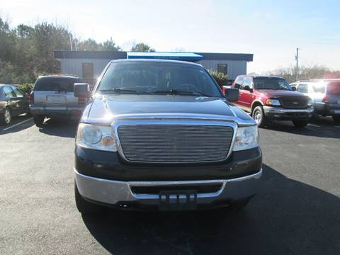 2007 Ford F-150 for sale at Olde Mill Motors in Angier NC
