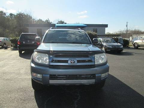 2004 Toyota 4Runner for sale at Olde Mill Motors in Angier NC