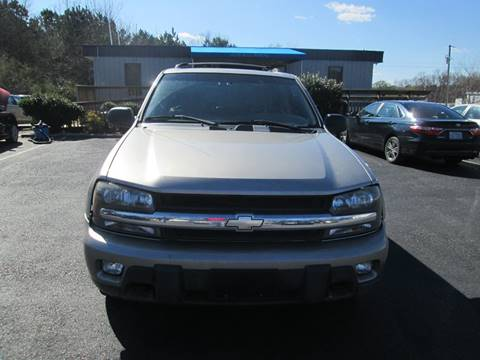 2003 Chevrolet TrailBlazer for sale at Olde Mill Motors in Angier NC