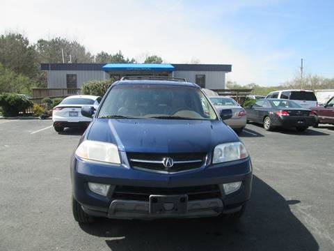 2003 Acura MDX for sale at Olde Mill Motors in Angier NC