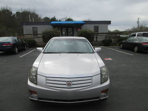 2007 Cadillac CTS for sale at Olde Mill Motors in Angier NC