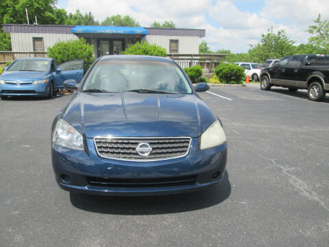 2005 Nissan Altima for sale at Olde Mill Motors in Angier NC
