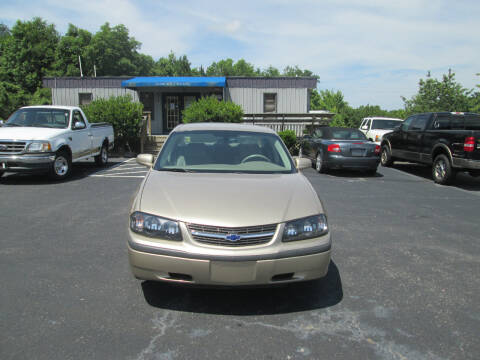 2004 Chevrolet Impala for sale at Olde Mill Motors in Angier NC