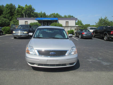 2006 Ford Five Hundred for sale at Olde Mill Motors in Angier NC