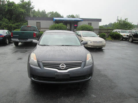 2007 Nissan Altima for sale at Olde Mill Motors in Angier NC