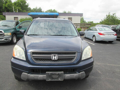 2004 Honda Pilot for sale at Olde Mill Motors in Angier NC