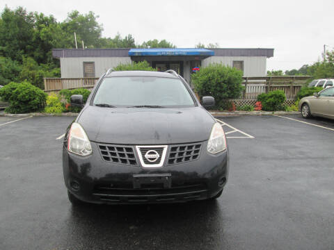 2010 Nissan Rogue for sale at Olde Mill Motors in Angier NC
