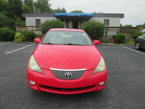 2005 Toyota Camry Solara for sale at Olde Mill Motors in Angier NC