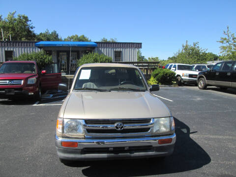 1997 Toyota Tacoma for sale at Olde Mill Motors in Angier NC