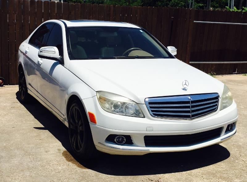 2008 Mercedes Benz C Class C300 Luxury Sedan   Waco TX