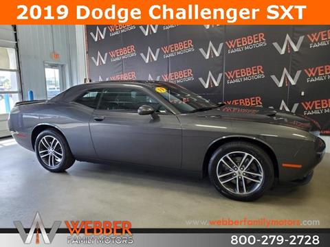 2019 Dodge Challenger for sale in Detroit Lakes, MN