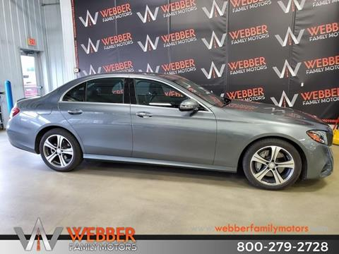 2017 Mercedes-Benz E-Class for sale in Detroit Lakes, MN