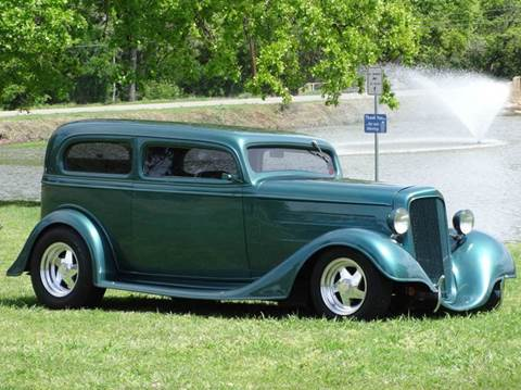 1934 Chevrolet Master Deluxe 35000 Miles 32500