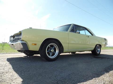 1969 Dodge Dart For Sale in Ohio - Carsforsale.com
