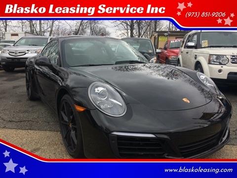 2017 Porsche 911 for sale in Passaic, NJ
