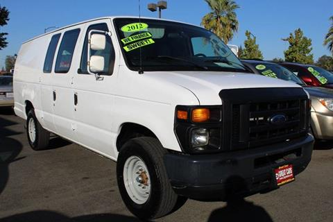 2012 Ford E-350 for sale in Sacramento, CA