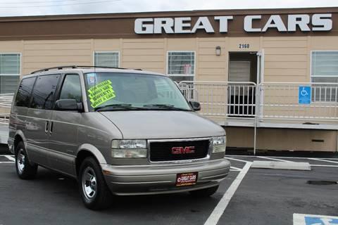 2001 GMC Safari for sale in Sacramento, CA