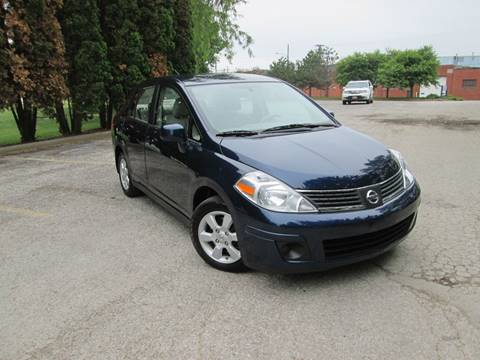 2007 Nissan Versa for sale in Bloomington, IL