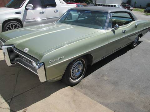 1968 Pontiac Catalina for sale in Bloomington, IL