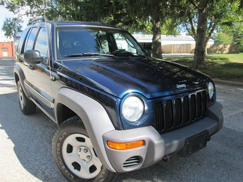 2002 Jeep Liberty for sale in Bloomington, IL