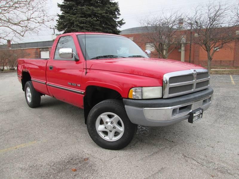 Dodge 1500 1997