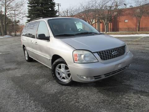 Ford Freestar For Sale In Taylor MI Carsforsalecom - 2006 freestar