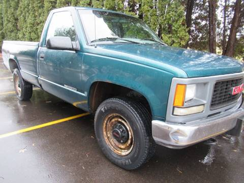 1995 GMC Sierra 2500 for sale in Bloomington, IL