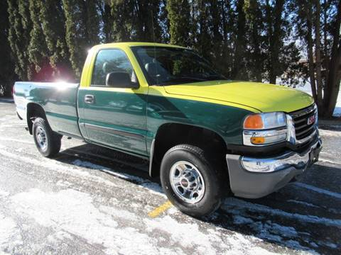 2005 GMC Sierra 2500HD for sale in Bloomington, IL
