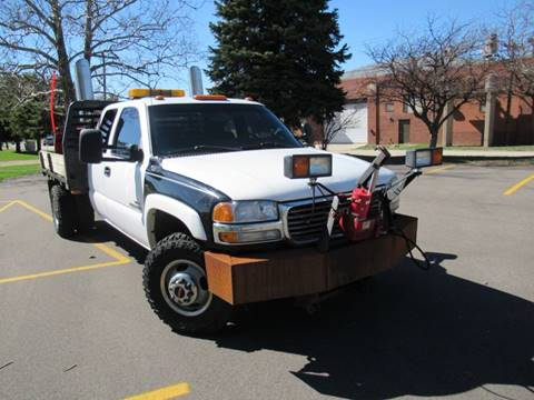 2001 GMC Sierra 3500 for sale in Bloomington, IL