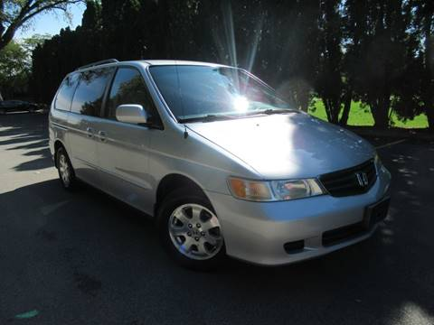 2003 Honda Odyssey for sale in Bloomington, IL