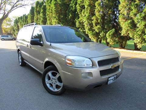 2006 Chevrolet Uplander for sale in Bloomington, IL