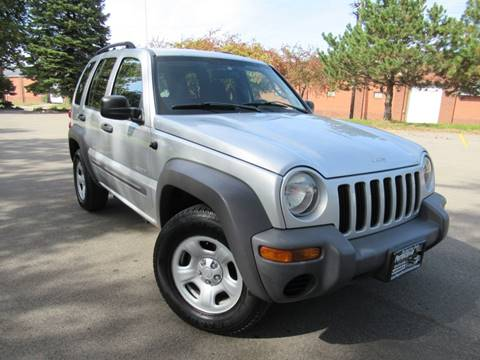 2004 Jeep Liberty for sale in Bloomington, IL