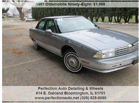 1991 Oldsmobile Ninety-Eight for sale in Bloomington, IL