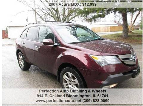 2007 Acura MDX for sale in Bloomington, IL